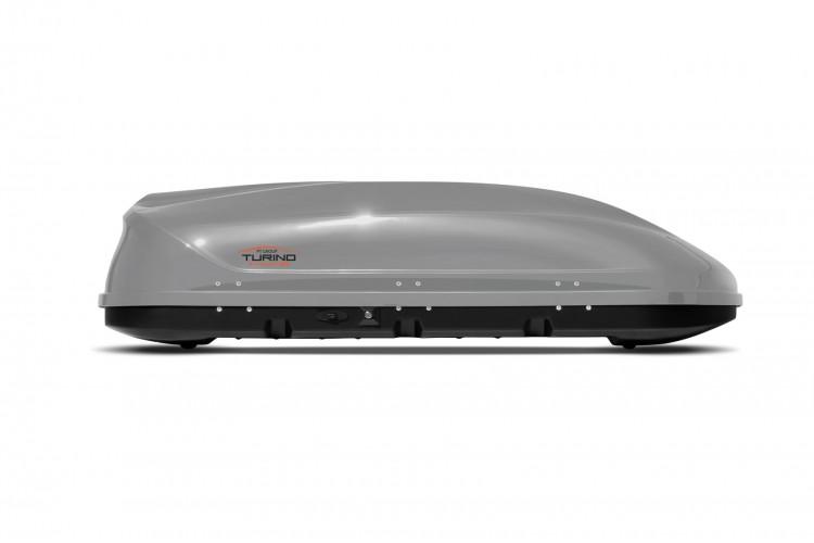 Автобокс Turino 1 (One) LUX DUO двусторонний серый глянцевый