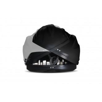 Автобокс Turino 1 (One) DUO двусторонний черный матовый