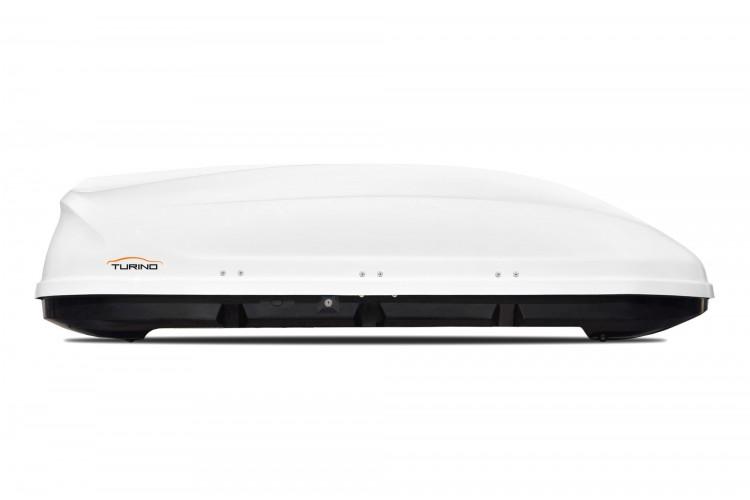 Автобокс Turino 1 (One) белый матовый