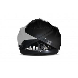 Автобокс Turino Sport DUO черный матовый