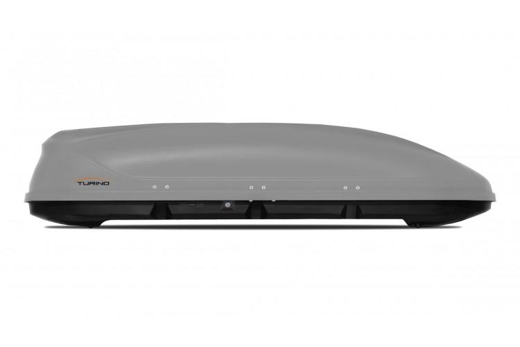 Автобокс Turino Sport Standart серый матовый
