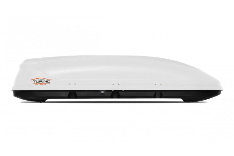 Автобокс Turino Sport Standart белый матовый