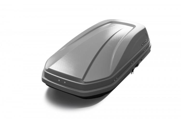 Автобокс Turino Active S DUO серый матовый
